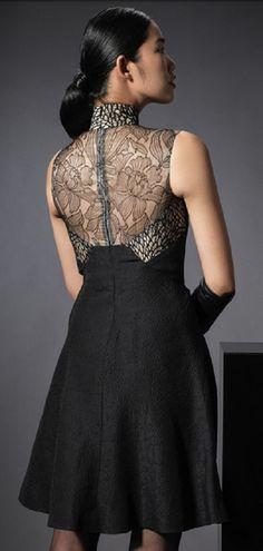 Noval black cocktails dresses