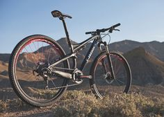 Specialized S-Works Epic 29.  Expensive, but soooo nice!