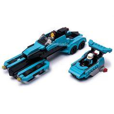 LEGO MOC 76898 Space Cruiser 8X8 by Keep On Bricking   Rebrickable - Build with LEGO Lego Speed Champions, Formula E, Take Apart, Lego Group, Lego Parts, Lego Moc, Indy Cars, Van Life, Transportation