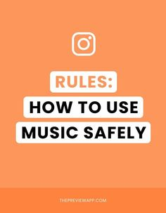 Here's how to post copyrighted music on Instagram and the official Instagram Music Copyright Rules so that your post doesn't get removed. Are you looking for the official Instagram music copyright rules? I'm going to share with you how to post copyrighted music on Instagram legally, so that your post doesn't get taken down. And if it gets taken down, I'll show you what to do. #instagramtips #instagrammarketing #instagrammarketing #socialmediatips Copyright Rules, Copyright Free Music, Instagram Music, Instagram Story, Instagram Posts, Instagram Marketing Tips, Music Clips, Music For You, Business Look