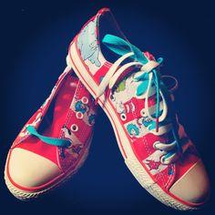 Love my dr Seuss #converse