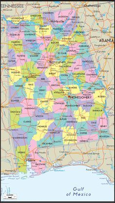 Map of Georgia Georgia Hotels Lodging Interstate Maps