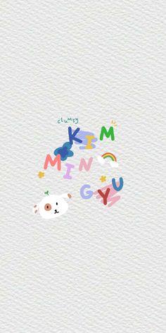 Seventeen Number, Seventeen Memes, Mingyu Seventeen, Iphone Wallpaper Korean, Sea Wallpaper, Woozi, Wonwoo, Walpapers Cute, C Random