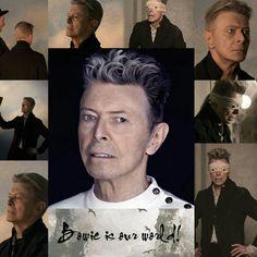 David Bowie Blackstar 2015