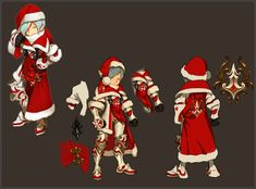 dragon nest christmas