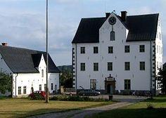 Salnecke Castle is a castle in Sweden.