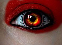 Dark Witch Eye by asdfgfunky deviantart