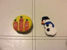 Christmas salt dough