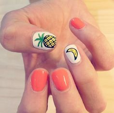 #fruits #nails