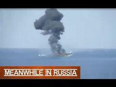 Russian Navy vs. Somali Pirates (Real Combat)  Real combat between Russian navy and Somali pirates.