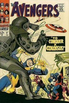 Avengers Vol. 1 #37.