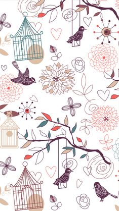 Pictures of vintage pattern wallpaper iphone - Cellphone Wallpaper, Cool Wallpaper, Pattern Wallpaper, Iphone Wallpaper, Cute Backgrounds, Cute Wallpapers, Wallpaper Backgrounds, Iphone Backgrounds, Image Deco