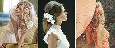 flores en el pelo Almeria