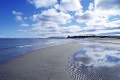 Parlee Beach in Shediac NB. Check out other amazing beaches in #EasternCanada. #CanadianBeaches (Photo: by Tourism New Brunswick)