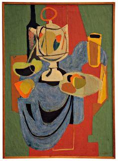 1951 Sam Vanni, Finnish painter of Russian Jewish origin 1908 - 1992Sam Vanni - Google Search