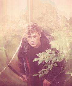 """I'm sure the arena will be full of bags of flour for me to chuck at people."" - Peeta"