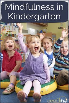 Are you trying to teach mindfulness in Kindergarten and struggling to get buy-in or focus? Try these 4 mindfulness for Kindergarten strategies! You'll love these mindfulness activities for kids that you can use in school counseling mindfulness lessons. Teaching Mindfulness, What Is Mindfulness, Mindfulness For Kids, Mindfulness Activities, Mindfullness Activities For Kids, Mindfulness Training, Mindfulness Practice, Elementary Counseling, School Counselor