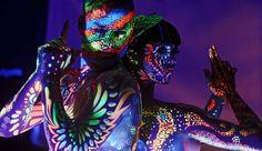 Chaque année, la petite ville autrichienne de Pörtschach se pare de ses plus belles couleurs en accueillant le World Bodypainting festival, du 28 juin au 5 juillet. Un événement mondial où le corps nu fait office de toile pour des peintres venus des quatre coins du globe. Le résultat est époustouflant.