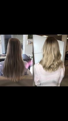 Hair Inspo, Blonde Hair, Long Hair Styles, Beauty, Hairdressers, Dressmaking, Blonder Hair, Beleza, Yellow Hair