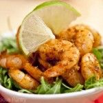 Clean Eating Taco Shrimp