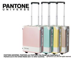 PANTONE UNIVERSE TRUNK  By TRIO Corporation