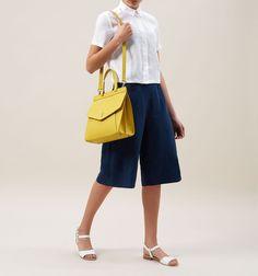 Yellow Alderley Bag   Handbags   Bags   Hobbs