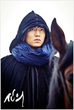 Faith, the great doctor - Lee Min Ho as Choi Young just like one of the high Elves #kdrama 2012