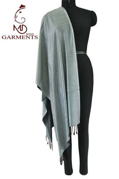 Shades of Kashmiri Indian Collection Woman Muslim Hijab Pashmina Kashmir Scarf Grey Wraps Shawl Shrug Shawl Wedding Wrap Scarf Jamawar work Muslim Hijab, Wedding Wraps, Pashmina Scarf, Shawls And Wraps, Scarf Wrap, Paisley, Cashmere, Buy And Sell, Indian