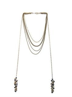 Polly multi-chain necklace | Isabel Marant | MATCHESFASHION.COM