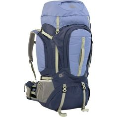 $148.79-$199.95 Baby Kelty Women's Red Cloud 80 Internal Frame Backpack (Heather, 14.5 - 18.5-Inch Torso) - For hikers who demand excellence and durability at an affordable price, the Red Cloud delivers. The new, easily adjustable Cloudlock II suspension provides unmatched stability and plenty of room, resulting in a trusted pack for all your expeditions. http://www.amazon.com/dp/B004CXCGIU/?tag=pin2baby-20