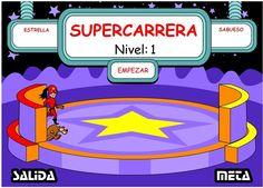 """Juegos Educativos Online Gratis: Sabueso te reta a una carrerita: La """"b"""" y la """"v"""""""