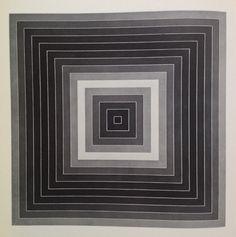 eytys:  Frank Stella 1962.