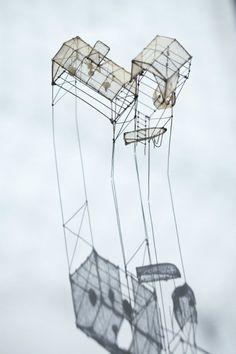 ISABELLE BONTE - SCULPTOR/VISULA ARTIST - FRANCE