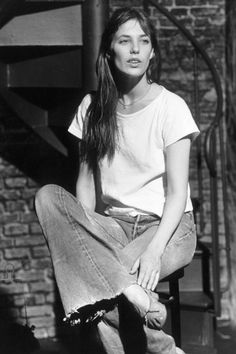 1970s fashion icon: Jane Birkin