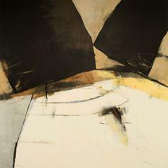Hyunmee Lee ~ Dimensional Poetics 12 (acrylic on canvas)