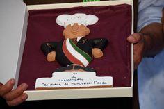 Premio Sindaci, ai fornelli dell'artista Antonella Imbò Emiliano Michele Puglia