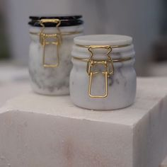 Glass Canisters, Mini, Instagram Posts, Design, Glass Containers