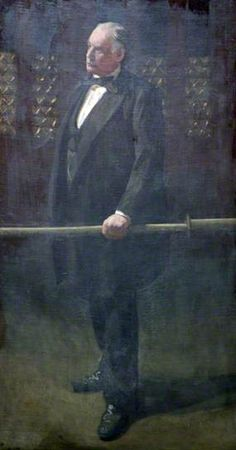 'Charles Bradlaugh at the Bar of the House of Commons' by Walter Richard Sickert, 1892-93