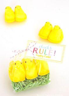 Chicks Rule Printable on { lilluna.com }