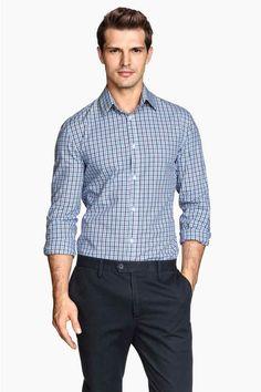 h&m 14.99 Camisa de planchado fácil | H&M