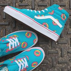 The highly anticipated Vans x Odd Future collection hits shop shelves this Saturday...Starting at 10AM you can get your hands on the 'Authentic' ($65) or 'Sk8-Hi' ($75). Both shoes feature the iconic Tyler the Creator designed donut logo & come with contrasting pink laces & custom packaging. Limited quantities are available so don't sleep! Phone orders welcome at 414-273-3333. #vans #oddfuture #vansxoddfuture #tylerthecreator #oddfuturevans #kotd #MODA3 #milwaukee #golfwang #streetwear…