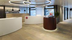 Berner Kantonalbank - Neugestaltung Filialen Designkonzept und gestalterische Leitung by retailpartners ag.