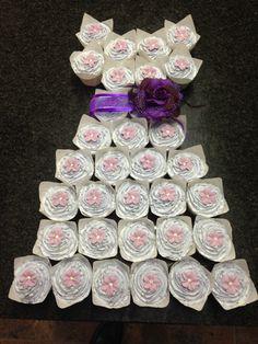 Nelspruit Wedding Cakes. Individually created.Cake Perfection