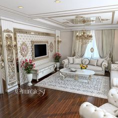 Stilnovo suspension lamps and chandeliers for modern interiors Living Room Sofa, Home Living Room, Living Room Designs, Living Room Decor, Classic Interior, Luxury Interior, Interior Design, Luxury Living, Luxury Homes