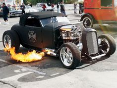 Hot Rod Classic at Springs Spree - POWERFUL PEOPLE and FRIENDS