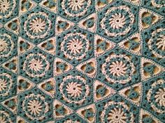 Ravelry: Project Gallery for Brilliant Starburst pattern by Ellen Gormley