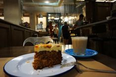 Enjoying a carrot cake and a latte at the Milk Bar Low Cost Flights, Carrot Cake, World Heritage Sites, Trip Planning, Ukraine, Latte, Traveling By Yourself, Backpack, Food And Drink