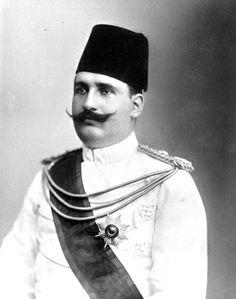 HH Prince Ahmed Fouad Pasha of Egypt.