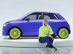 Key concept: TwinZ by Ross Lovegrove for Renault via Homebuildlife