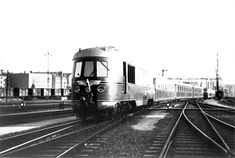 SVT Bauart Berlin 1939 in der Naehe vom Anhalter Bahnhof